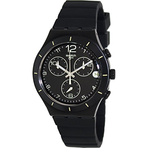 Swatch Reloj de Cuarzo Man Summer Night YCB4021 40.0 mm