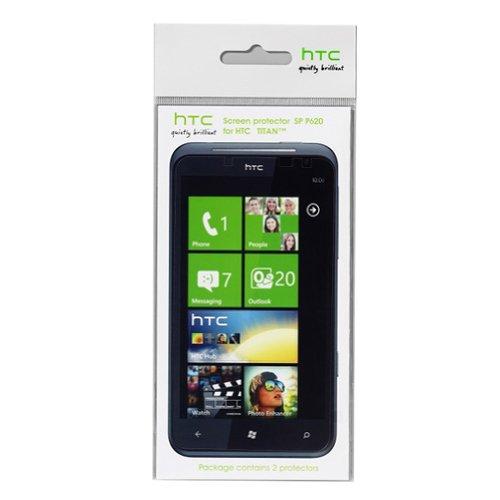 HTC Displayschutz für HTC Titan (2 Stück)