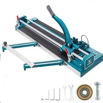Husuper Cortadora de Azulejos 35-1000 mm Cortador de Azulejos Manual Cortadora de Cerámica con Soporte Máquina para Cortar Azulejos con Láser Tile Cutter cortador de baldosas
