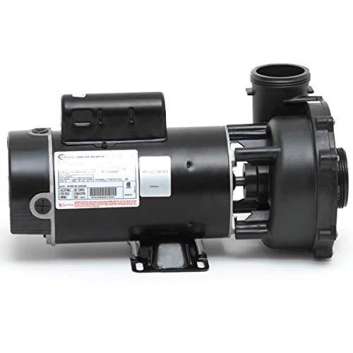 Waterway Plastics 806105074423 Executive - Dual Speed - 2 Inch Intake 3.0 Horsepower 230 Volts Spa Pump
