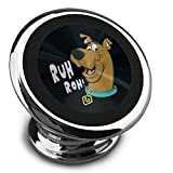 Zxhalkhfd Scooby Doo Magnetic Car Phone Stand: 360 Degree Rotating Magnetic Car Hand Stand