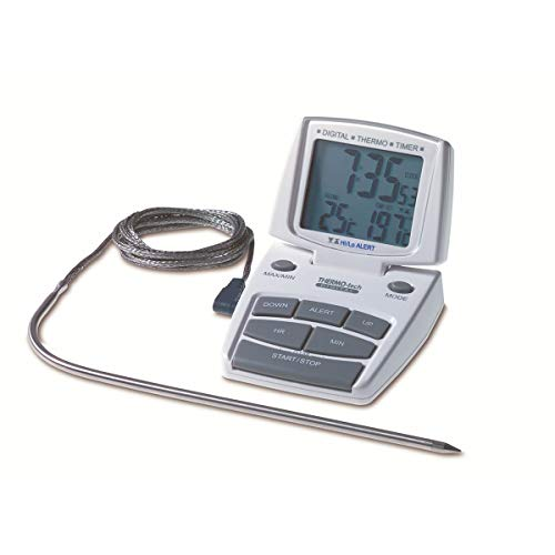 Elektronischer Küchen-Thermo-Timer