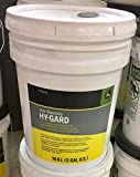 John Deere Low Viscosity Hy-Gard Transmission and Hydraulic Oil 5 Gallon Bucket TY6342