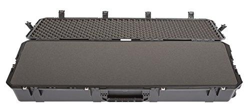 SKB 3I-6018-8B-L iSeries Waterproof Utility Case with Layered Foam - Black