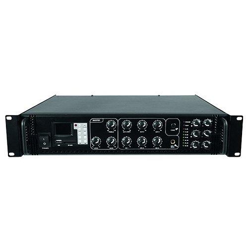 Omnitronic 80709787 MPVZ-250.6P Mischverstärker