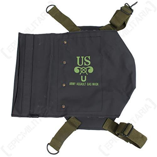 US Maskentasche Assault (Repro) schwarz