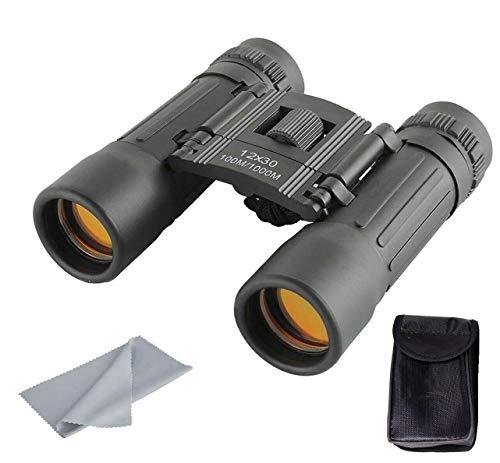 Prismaticos Binoculares Zoom 12x30 Vision. 100m/1000m Caza Deporte vigilancia