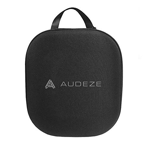 Audeze Mobius Headphone Case | Protective Carrying Travel Bag | Custom Designed to fit and Protect Your Mobius Headphone.