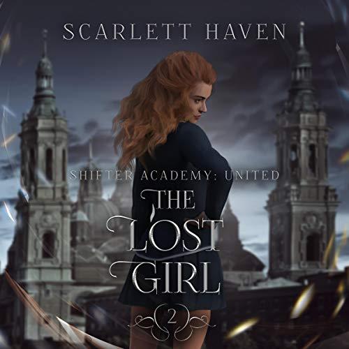 『The Lost Girl』のカバーアート