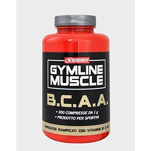 Enervit Gymline Muscle Bcaa 300 compresse 300gr