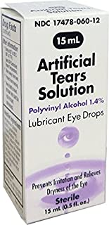 rugby artificial tears solution