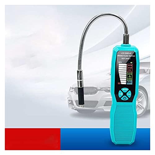 Adesign Detección de Agua de la Humedad del Aceite del líquido del Freno automotriz con la sonda de Alta precisión para el Detector de diagnóstico de líquido de Frenos DOT3 DOT4 DOT4 DOT4 DOT4