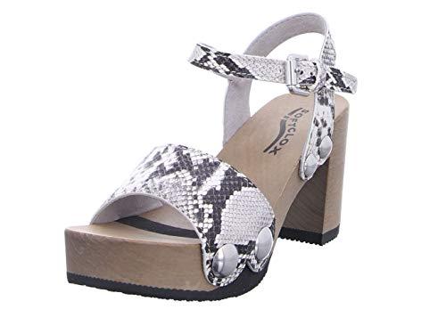 Softclox dames sandalen Eilyn S3337 natuurlijk beige 660077