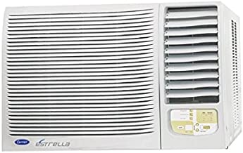 Carrier 1.5 Ton 3 Star Window AC (Copper CAW18SN3R39F0 White)