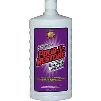 Pour-N-Restore Oil stain Remover 32 fl oz