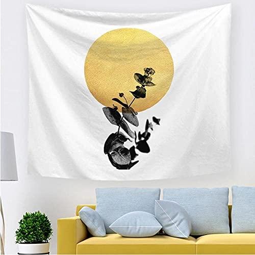 Tapiz Colgante De Pared De Árbol Decoración Hogar Mandala Tapiz Tapiz Colgante De Pared Anime Cuentagotas Americano Gm-460