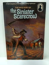 The Mystery of the Sinister Scarecrow  (Alfred Hitchcock mystery series)