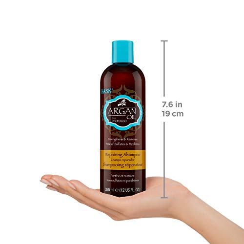 Hask Argan Oil shampoo & conditioner set 12 oz each