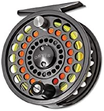 Orvis Fly Fishing Battenkill Disc Spools, 2.75-inch Diameter Disc II for line weights 3-5, 4.6 oz
