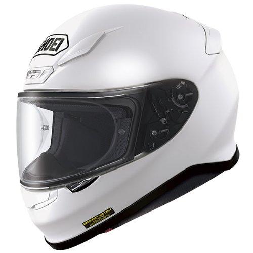 Shoei Nxr Casco de Moto Scooter Blanco M (57-58cm)