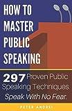 Public Speaking Books