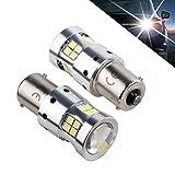 1156 Ba15s P21w 1141 7506 Súper Brillante 8W LED Bombilla De Coche,...