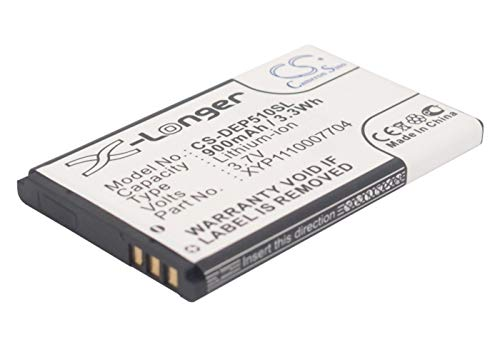 VINTRONS Replacement Battery for Doro PhoneEasy 515, PhoneEasy 715GSM (900mAh / 3.3Wh),