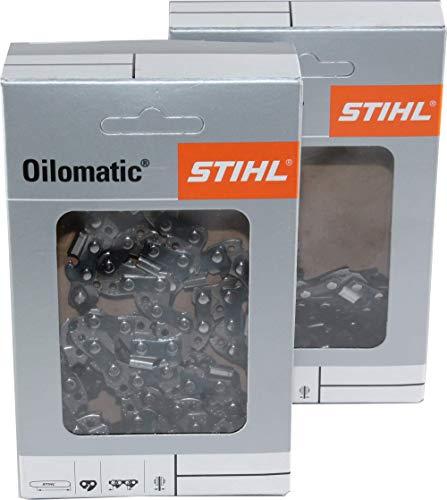 2 STIHL Sägeketten 3/8P-44E-1,3 Picco Micro 3 PM3 30cm für Stihl MS 170 171 181