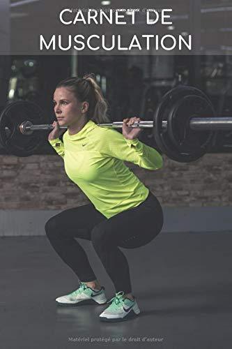 Carnet de Musculation: Planification, Mensurations, Notes | Augmentez votre motivation, restez organisés | cahier de suivi entraînement, journal de gym, carnet de note | Format A5