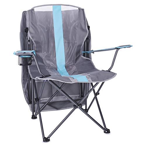 Kelsyus Original Canopy Chair - Foldable Chair for Camping,...