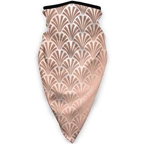 Magia Headwear Rosa Oro Rosa Unisex Variedad Pañuelo Pañuelo Pañuelo Pañuelo Pañuelo para el cuello polainas para la cabeza bufanda máscara cara