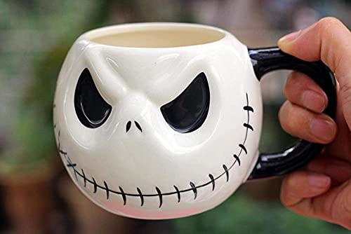 KANGNING La Pesadilla Antes de la Taza de café de la Navidad Taza de té a Well