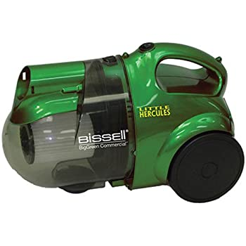 Bissell Commercial BGC2000 Little Hercules Canister Vacuum - Corded