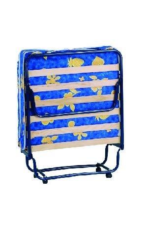 simple..*M* 4001070439017 Gästebett, 80 x 34 x 85 cm, metall, blau