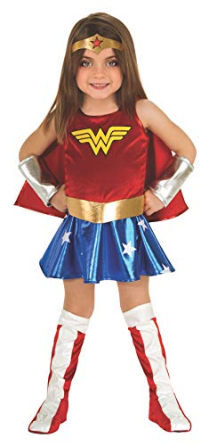 DC Super Heroes Child's Wonder Woman Costume, Toddler