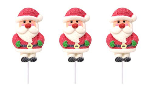 Dylans Candy Bar Santa Claus Marshmallow Pop