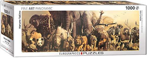 Eurographics 6010-4654 Noah's Ark by Haruo Takino - Puzzle (1000 Piezas)