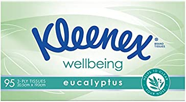 KLEENEX Facial Care Tissues With Eucalyptus