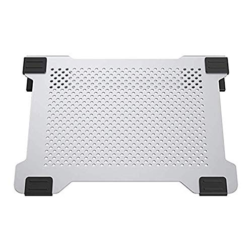 Zxwzzz Aluminiumlegierung Laptop Halterung Cooling Base Doppel Fan Cooling Pad