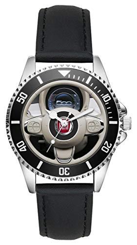 KIESENBERG 腕時計 - フィアット500 ファンへのギフトに Speedo Cockpit L-20767