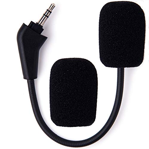 Replacement Game Mic TNE Microphone Boom for Corsair HS50 HS60 HS70 PS4 Xbox One Nintendo Switch Computer PC Mac Gaming Headsets