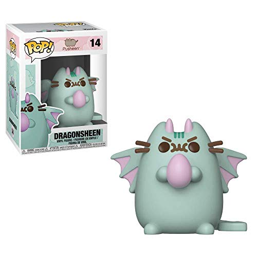 Pop! Pusheen - Figura de Vinilo Dragonsheen