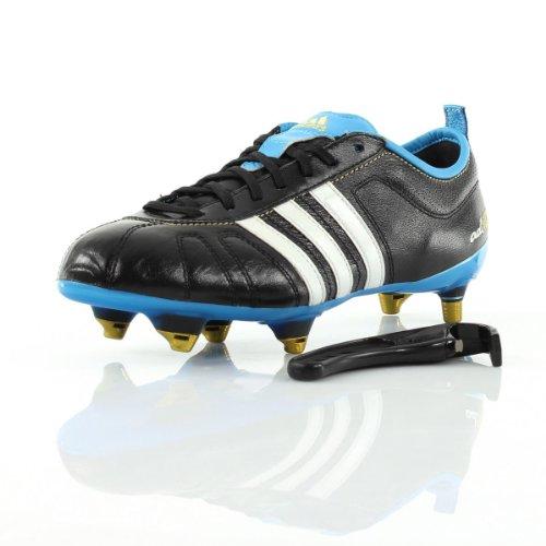 Adidas, Scarpe da calcio uomo Nero nero, Nero (nero), 45