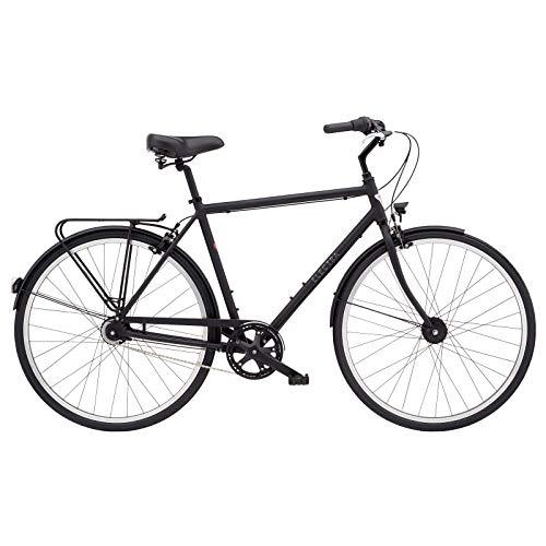 ELECTRA Bicicleta eléctrica para Hombre Loft 7i EQ, 7 velocidades, 28', Negro, L, 58103
