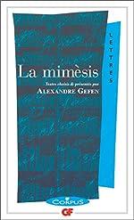 La Mimèsis d'Alexandre Gefen