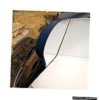カーボンファイバーリアルーフスポイラーカーテールウイング装飾フォルクスワーゲンゴ