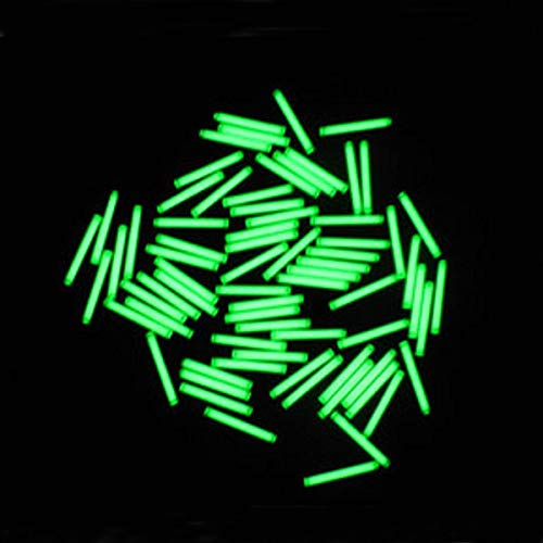 1pcs Trit Vials Tritium Self-Luminous 15-Years 1.5x6mm by A-COUNT
