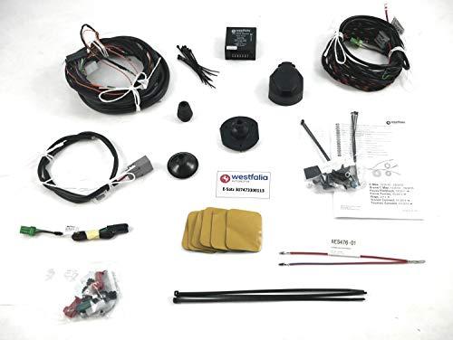 WESTFALIA Automotive 307473300113 Kit électrique 13 Broches et spécifique au véhicule pour Ford Kuga II (modèles de 04/2013 à 12/2019)