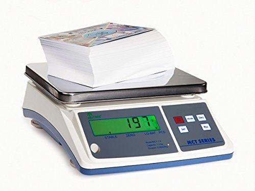MCT-1500-1500 g x 0,05 g precisieweegschaal industriële teller