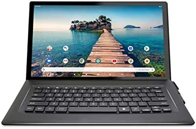 Venturer 14″ Luna Max [VCT9T48Q34RBM] Quad-Core 3GB RAM 64GB Storage IPS 1920 x 1080 FHD Touchscreen WiFi Bluetooth with Detachable Keyboard Android 10 Tablet